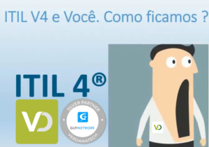 ITIL 4 na Gestão de Serviços de TI